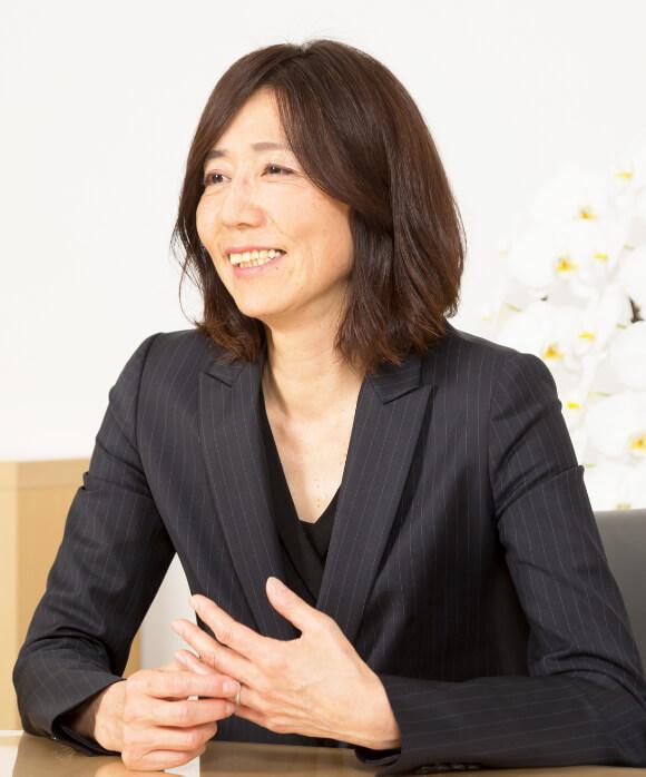 代表取締役 山川 紀子