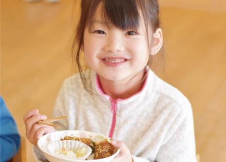 管理栄養士による安全な食事