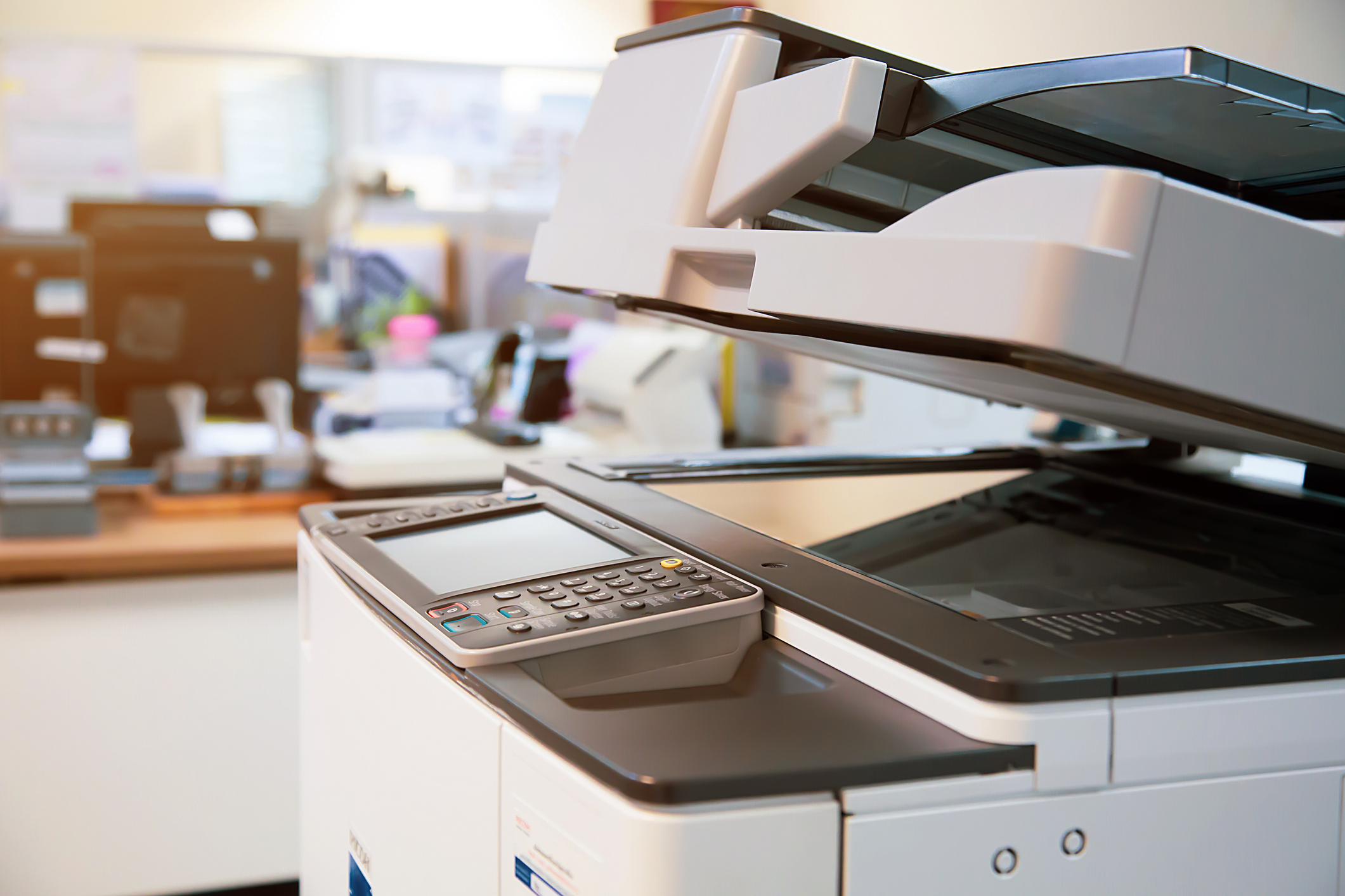 オフィスに最適な複合機の導入でコスト削減・作業効率UP