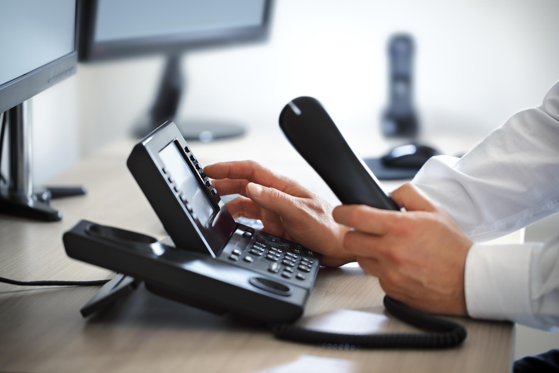 オフィスの開設・移転に伴うビジネスフォンの導入をワンストップでサポート